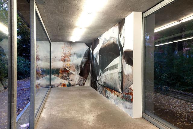 Astrid Busch – la mer le vent la pluie – Pavillon im Milchhof