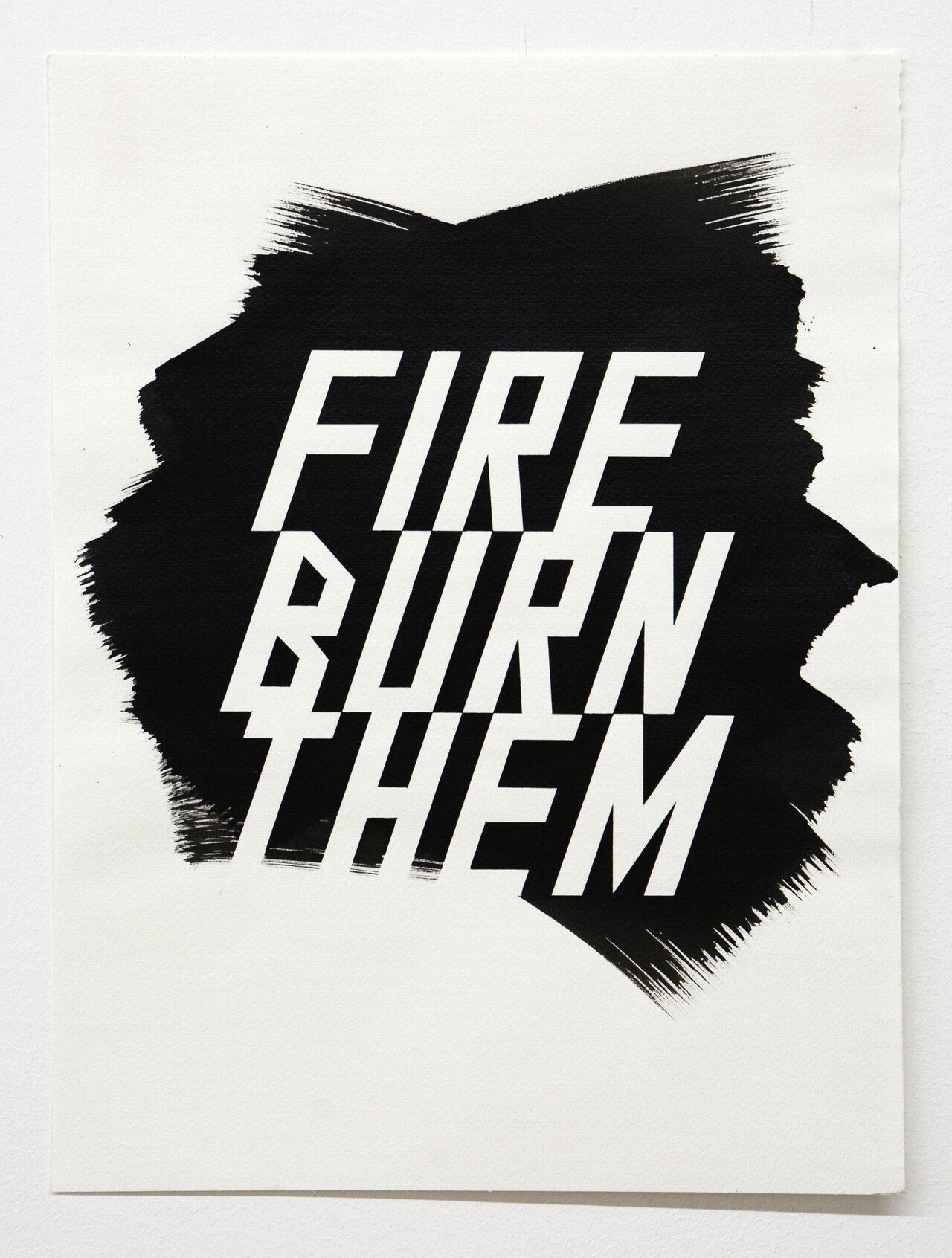 Lars Breuer – Fire Burn Them