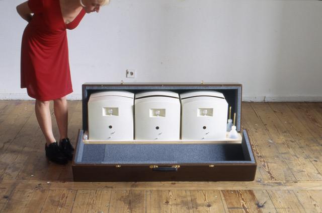 Steven Pippin – Lavatory-Locomotion Equipment