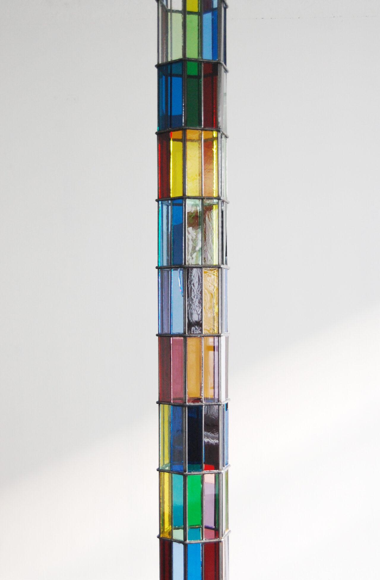 Ulrike Möschel – Glassäule