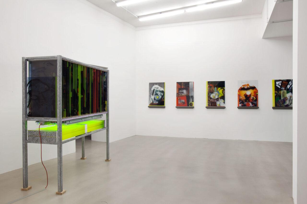 Helmut Schweizer – Depot