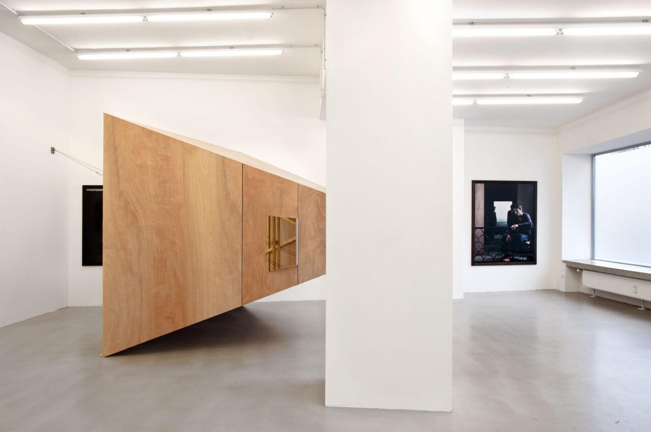 Sabine Meier Ausstellungsansicht