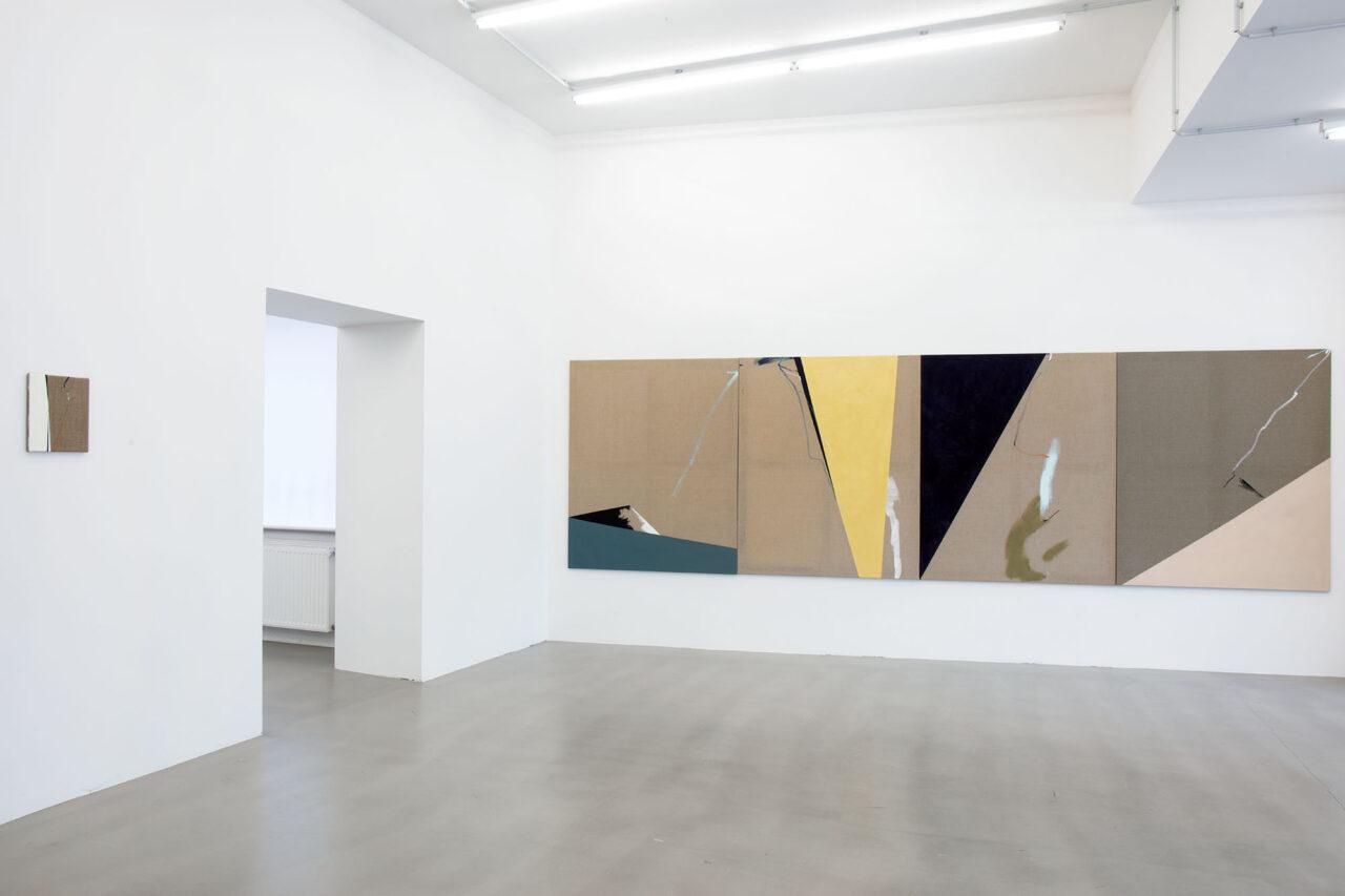Sophie Heinrich –  Ausstellungsansicht – Keine leeren Versprechen